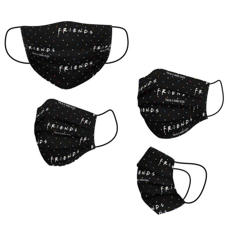Ludibrium-Cerdá - Friends Stoffmaske