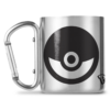 Ludibrium-Pokémon - Karabiner-Tasse Pokéball