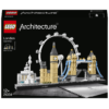 Ludibrium-LEGO Architecture 21034 - London - Klemmbausteine