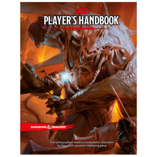 Ludibrium-Dungeons & Dragons - RPG Player's Handbook - Englisch