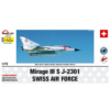 Ludibrium-Heller 85001 - Mirage III S Swiss Air Force 1:72