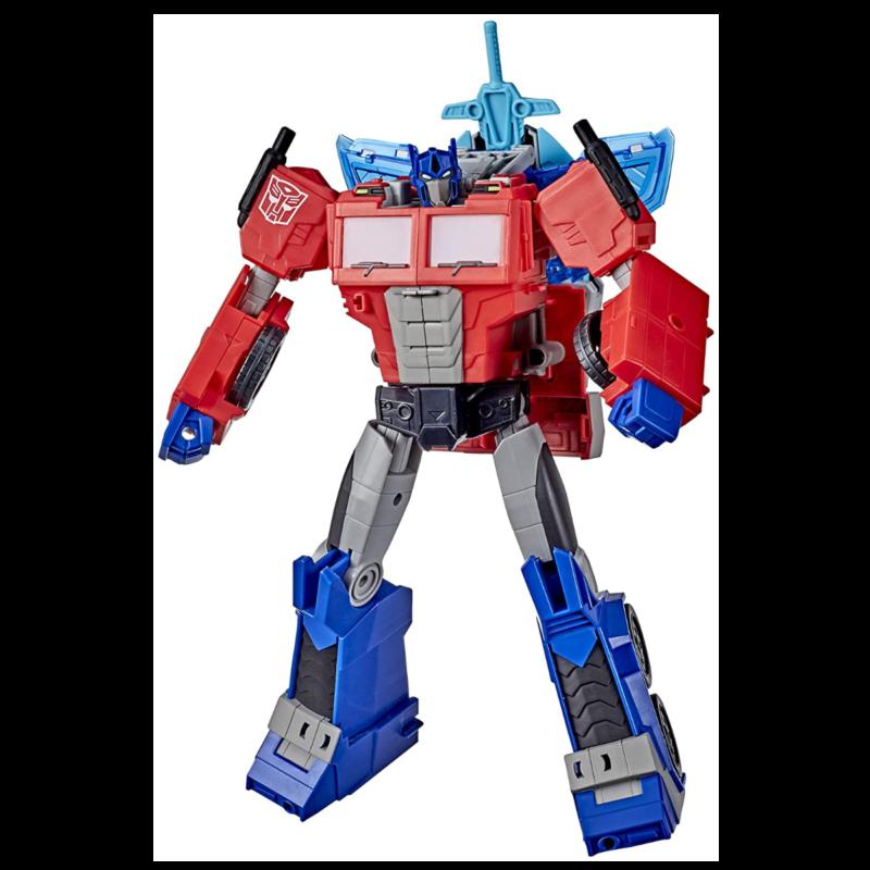Ludibrium-Hasbro - Transformers Battle Call Officer-Klasse Optimus Prime