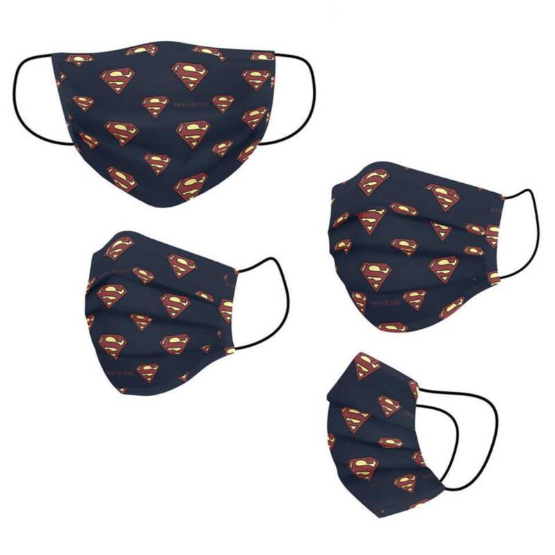Ludibrium-Cerdá DC Comics - Superman Stoffmaske