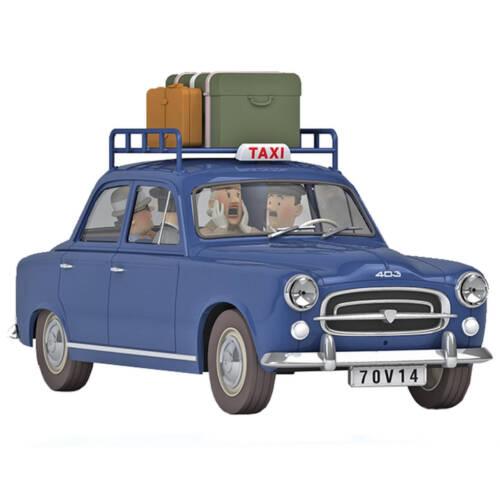 Ludibrium-Tim und Struppi - das blaue Taxi von Moulinsart Nº 37 1:24