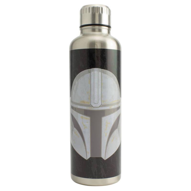 Ludibrium-Star Wars - The Mandalorian Trinkflasche The Mandalorian