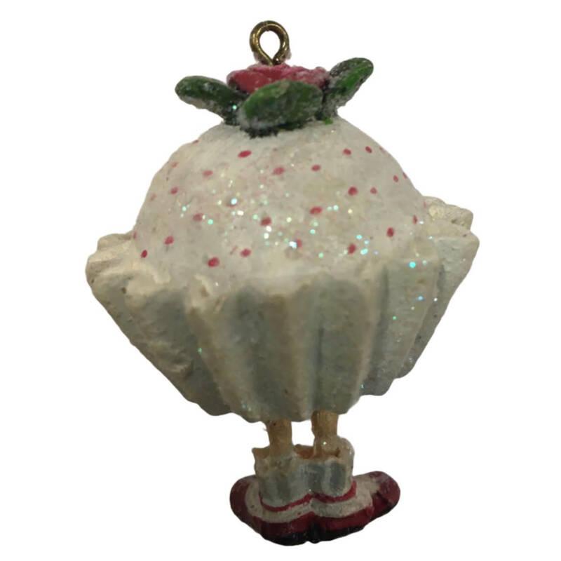 Ludibrium-Krinkles - White Chocolate Ornament - Rarität