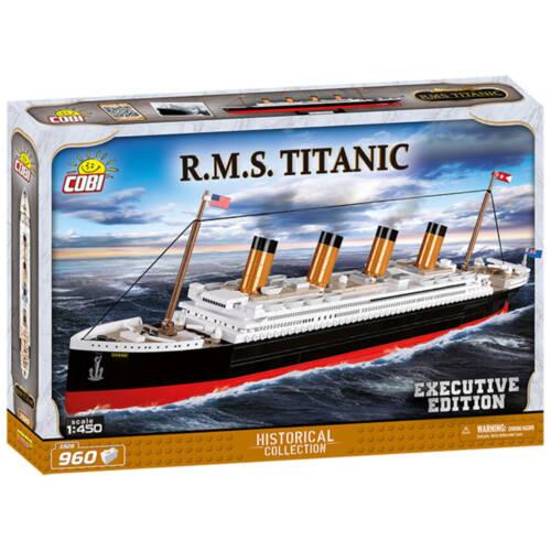 Ludibrium-Cobi 1928 - R.M.S Titanic Executive Edition - Klemmbausteine