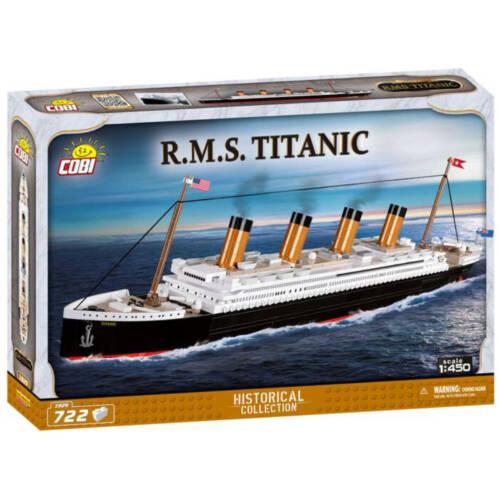 Ludibrium-Cobi 1929 - R.M.S Titanic - Klemmbausteine