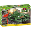 Ludibrium-Cobi 2541 - Panzer SU-100 - Klemmbausteine
