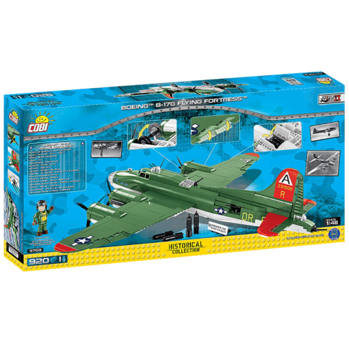 Ludibrium-Cobi 5703 - Boeing B-17G Flying Fortress - Klemmbausteine