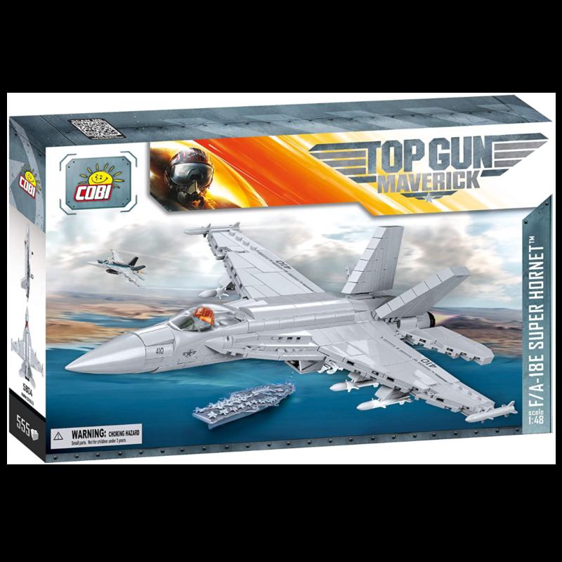 Ludibrium-Cobi 5804 - TOP GUN F/A-18E Hornet - Klemmbausteine
