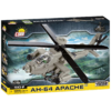 Ludibrium-Cobi 5808 - Boeing AH-64 Apache - Klemmbausteine