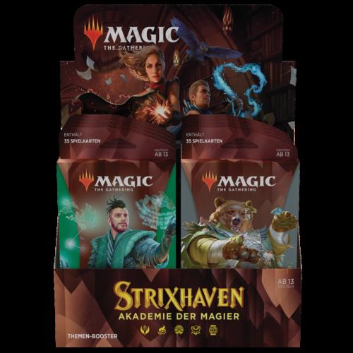 Ludibrium-Magic the Gathering - Strixhaven: Akademie der Magier Themen-Booster - Deutsch