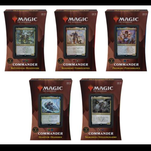 Ludibrium-Magic the Gathering - Strixhaven: Akademie der Magier Commander-Decks - Deutsch