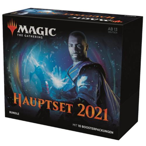 Ludibrium-Magic the Gathering - Hauptset 2021 Bundle - Deutsch