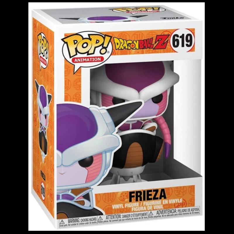 Ludibrium-Dragon Ball Z - POP! Animation Vinyl Figur Freezer