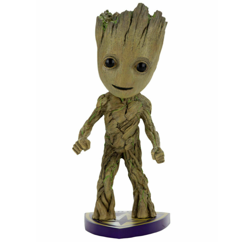 Ludibrium-Guardians of the Galaxy Vol. 2 - Head Knocker Wackelkopf-Figur Groot