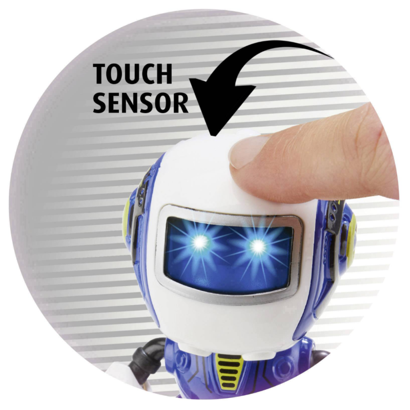 Ludibrium-Revell Control - Funky Bots MARVIN - Spielzeugroboter