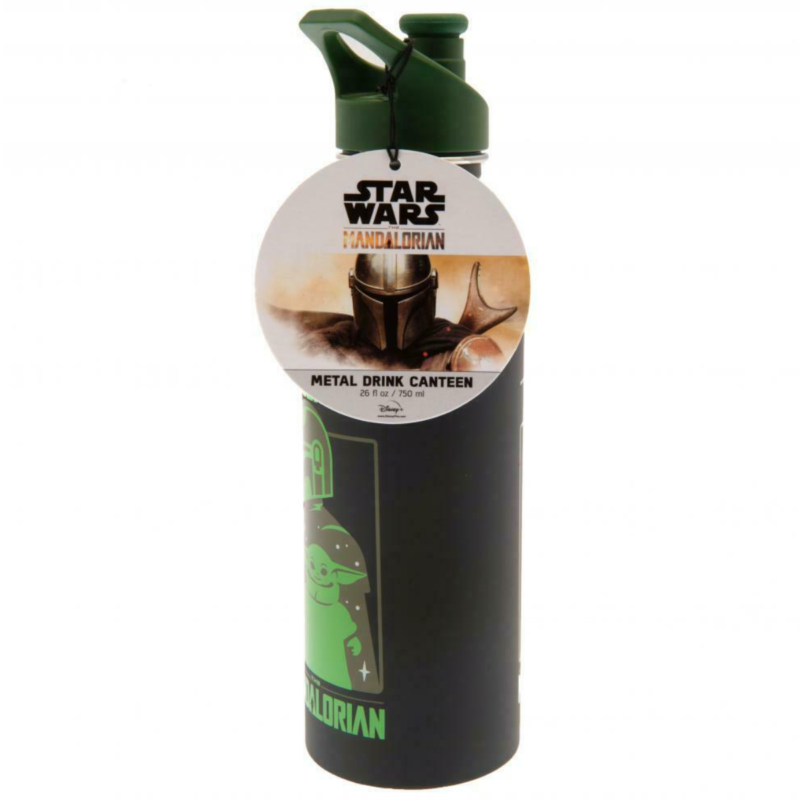 Ludibrium-Star Wars - The Mandalorian Trinkflasche Precious Bounty