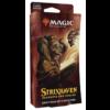 Ludibrium-Magic the Gathering - Strixhaven: Akademie der Magier Draft-Booster 3er-Pack - Deutsch