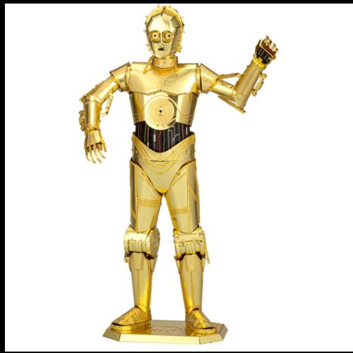 Ludibrium-Metal Earth - Iconx Star Wars - C-3PO™ ICX229