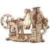 Ludibrium-UGEARS 70153 - Tachometer / Geschwindigkeitsmesser - 3D Holzspielzeug
