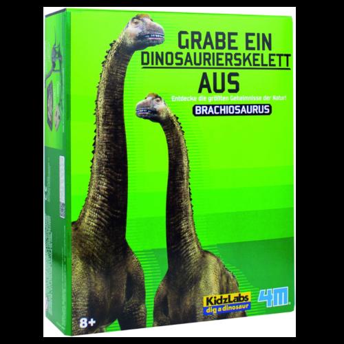 Ludibrium-4M KidzLabs - Dinosaurier Ausgrabung - Brachiosaurus