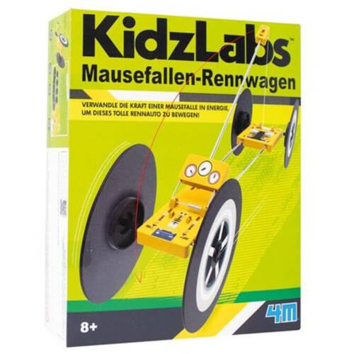 Ludibrium-4M KidzLabs - Mausefallen Rennwagen