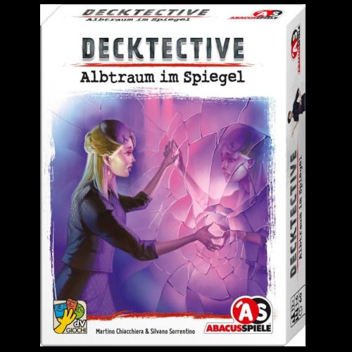 Ludibrium-Abacus Spiele - Decktective - Albtraum im Spiegel