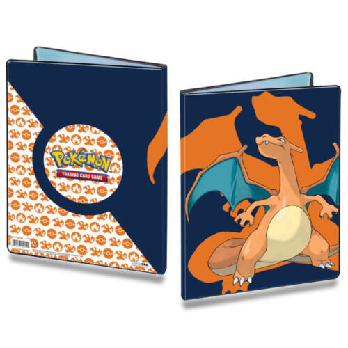 Ludibrium-Pokémon - Charizard 9-Pocket Portfolio