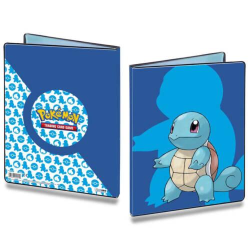 Ludibrium-Pokémon - Squirtle 9-Pocket Portfolio