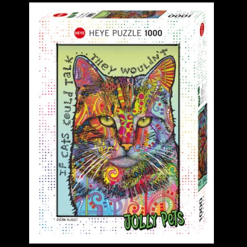 Ludibrium-Heye - If Cats Could Talk Standard - 1000 Teile