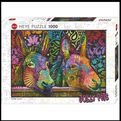 Ludibrium-Heye - Donkey Love Standard - 1000 Teile
