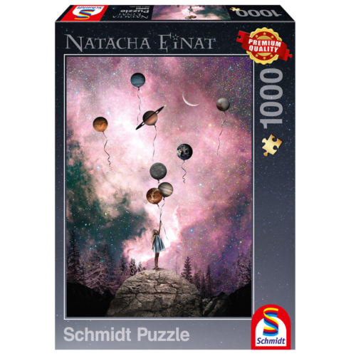 Ludibrium-Schmidt Spiele - Planet Sehnsucht - 1000 Teile