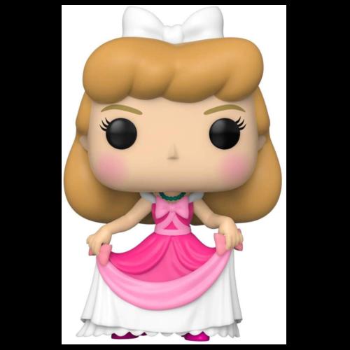 Ludibrium-Cinderella - POP! Vinyl Figur Cinderella (Pink Dress) 9 cm