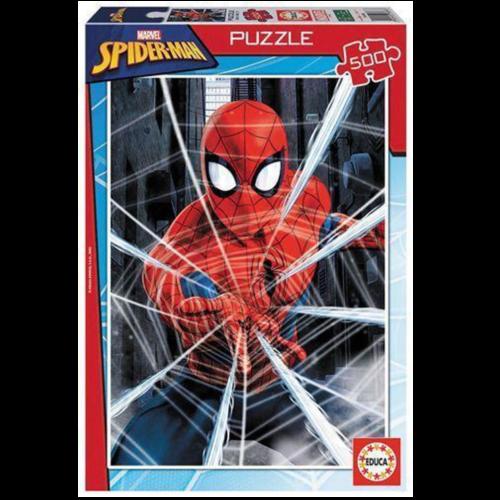 Ludibrium-Educa - Marvel Spiderman - 500 Teile