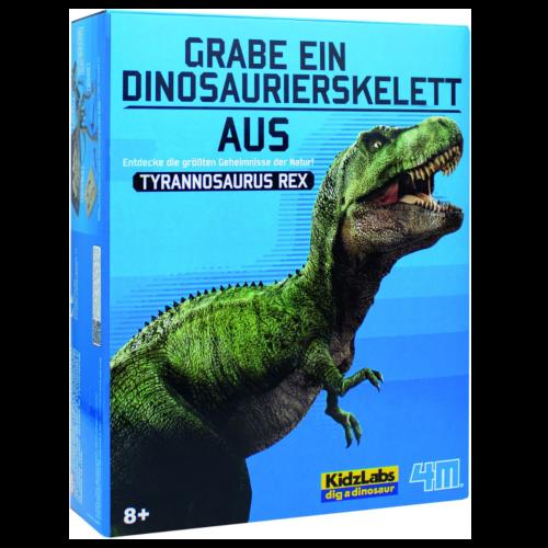 Ludibrium-4M KidzLabs - Dinosaurier Ausgrabung - Tyrannosaurus Rex