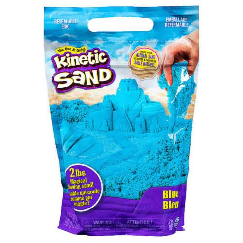 LUDIBRIUM-Spinmaster - Kinetic Sand blau 910g