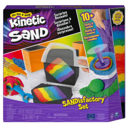 Ludibrium-Spinmaster - Kinetic Sand Sandisfactory 907g