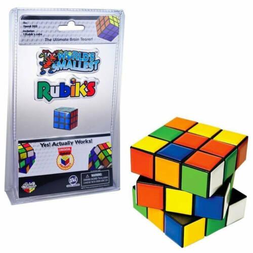 Ludibrium-Super Impulse - Worlds Smallest Rubik's