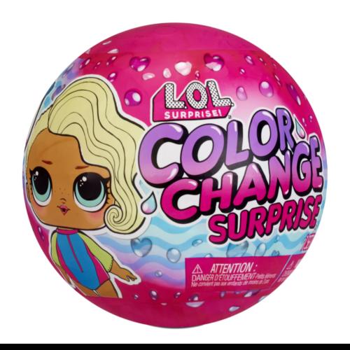 Ludibrium-MGA Entertainment - L.O.L. Color Change Dolls assortiert