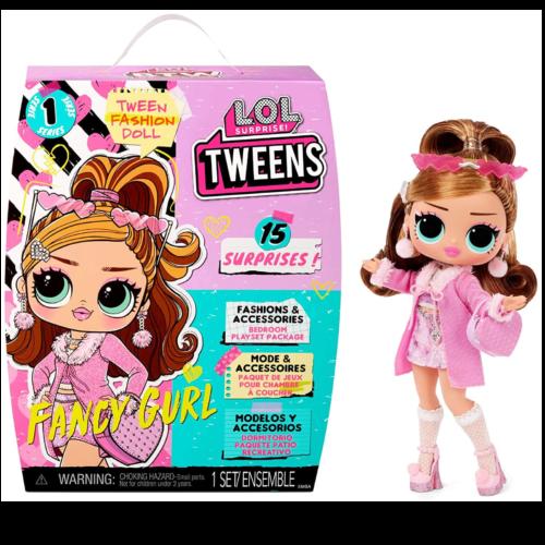 Ludibrium-MGA Entertainment - L.O.L. Surprise Tweens Doll Fancy Gurl