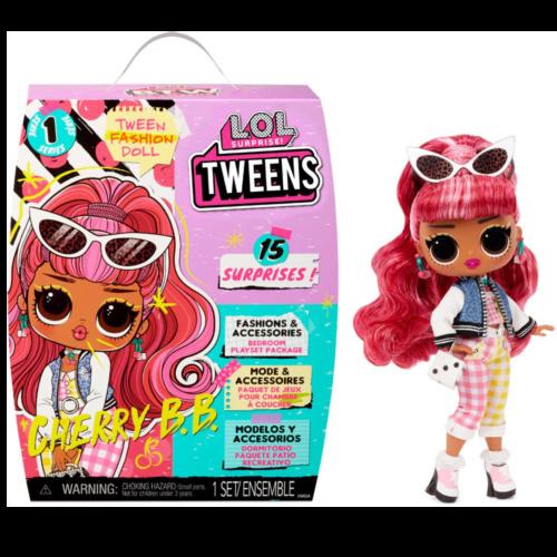 Ludibrium-MGA Entertainment - L.O.L. Surprise Tweens Doll Cherry B.B.