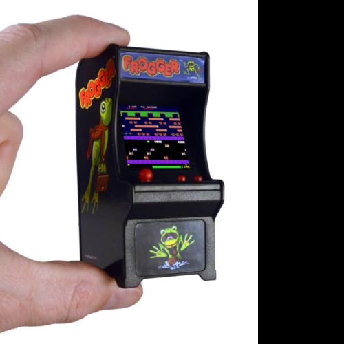 Ludibrium-Super Impulse - Tiny Arcade Frogger