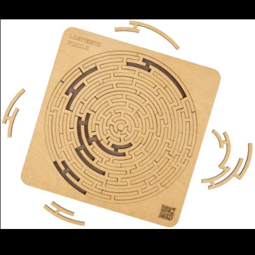 Ludibrium-ESC - Labyrinth Puzzle - stundenlange Unterhaltung