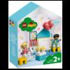Ludibrium-LEGO Duplo 10925 - Spielzimmer Spielbox - Klemmbausteine