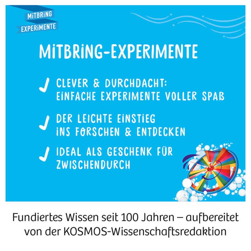 Ludibrium-Kosmos - Experimente für die Badewanne - Experimentier-Set