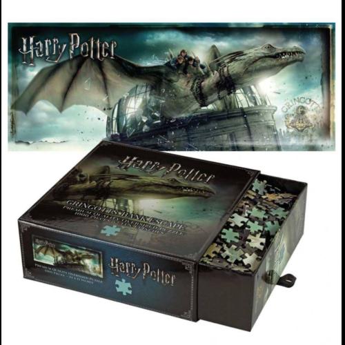 Ludibrium-The Noble Collection - Harry Potter Puzzle Gringotts Bank Escape - 1000 Teile