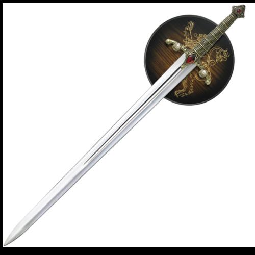 Ludibrium-Game of Thrones - Widow's Wail Sword mit Holzdisplay